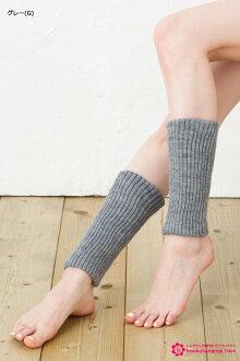 溫暖蠶絲絲短溫暖 (日本製造的和皮膚側蠶絲被雙鉤針) ♪ 暖腿短褲長度室襪子襪套短房間襪子!-ZB