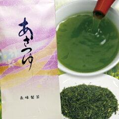 鹿児島県産の希少品種「あさつゆ」100%です。渋みが少なくまろやかでグリーンの湯色が楽しめま...