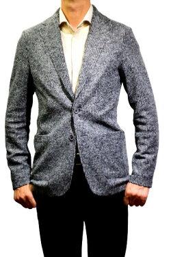 チルコロ/CIRCOLO1901/ジャージジャケット/鹿ノ子織/ネイビーガメントダイ【通常価格52,920円】