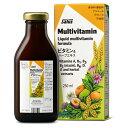 液体マルチビタミン250ml sulusサルス社 フローラハウス