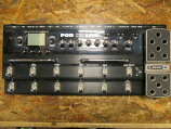 【中古】LINE6ラインシックス/PODX3LIVEポッドエックススリーライブ/ギター用/マルチエフェクター/アンプシュミレーター/エフェクター