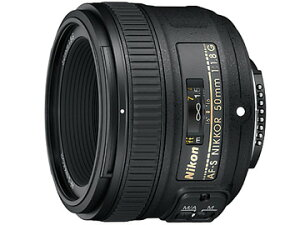 AF-S NIKKOR 50mm f/1.8G