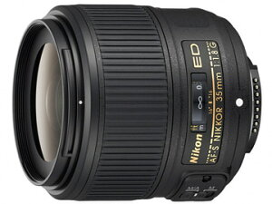 【予約受付中】AF-S NIKKOR 35mm f/1.8G ED