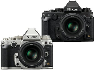 【予約受付中】<スペシャル付>Df 50mm f/1.8G Special Edition キット