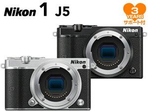 【ポイント10倍&購入特典付!】【予約受付中】Nikon 1 J5