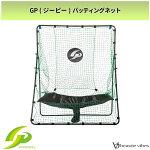 GP(ジーピー)野球バッティングネット集球モデル軟式野球・ソフトボール用(縦200cm横160cm)