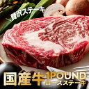 国産牛 厚切りサーロインステーキ1ポンド 450g以上 肉