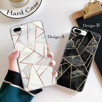 iPhoneXiPhone88PlusiPhone77PlusSE6s/6sPlusXperiaGalaxyハードケーススマホケースメンズマーブル大理石marblemosaicモザイクジオメトリック幾何学かっこいい可愛い