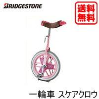 Bridgestone(ブリヂストン)【スケアクロウ】一輪車
