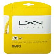 ルキシロンガット4Gセット1.30mm(WRZ997112)<LuxilonGut4G130Set>【テニスガット】