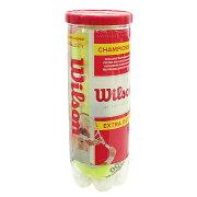ウィルソンテニスボールチャンピオンシップエクストラ・デューティ(3球入り)【即納】【テニスボール】