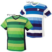 ローチェメンズテニスウェアゲームシャツ(R6S10V)