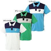 ローチェジュニア(ボーイズ)テニスウェアポロシャツ(R6S82S)