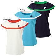 ローチェジュニア(ガールズ)テニスウェアゲームシャツ(R6S85V)