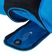 バボラテニスラケットバッグピュアラインラケットホルダー×12(ラケット12本収納可能)ブルー?(BB751169)