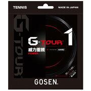 ゴーセンガットG-TOUR11.30mm/16GA(TSGT10)