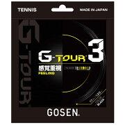 ゴーセンガットG-TOUR31.23mm/17GA(TSGT31)