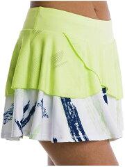 【SALE】アスレチックDNAレディーステニスウェアスコートArtBrush