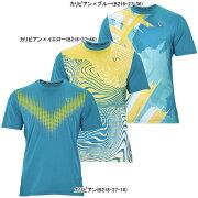 【SALE】アスレチックDNAジュニア(ボーイズ)テニスウェア?メッシュSSクルーYork