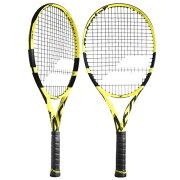バボラジュニアテニスラケットピュアアエロ・ジュニア25(ガット張上げ済)(BF140254)