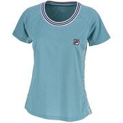 フィラレディーステニスウェアゲームシャツ(VL1949)