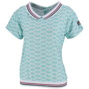 【SALE】フィラレディーステニスウェアポロシャツ(VL1795)