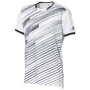 アディダスメンズテニスウェアクラブTシャツ(FTP03)