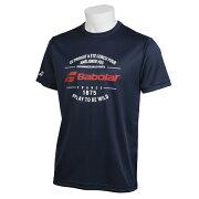 バボラユニセックステニスウェアショートスリーブシャツ(BTUNJA34)