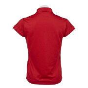バボラジュニア(ガールズ)テニスウェアゲームシャツ(BTJOJA01)