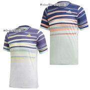 アディダスメンズテニスウェアTシャツフリーリフトHEAT.RDY(GKD48)