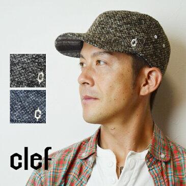 clef クレ 帽子 ブランド ワークキャップ メンズ キャップ Rob Classic CLOUD C.WORK CAP 男女兼用 シンプル 被り心地 キャンプ アウトドア バレンタイン チョコ以外 ギフト