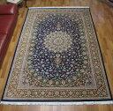 キリム&絨毯・オリエンタルムーンで買える「ペルシャ絨毯 高級 手織り シルク100% リビングサイズ 297×200cm イラン直輸入 クム産 モハンマディ 高品質 じゅうたん (品番:FX-18082」の画像です。価格は3,080,000円になります。