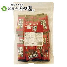 【2個まで送料一律】マン・ネン カプサイシン入り とうがらし梅茶 お得用 個包装 2gx50Pセット