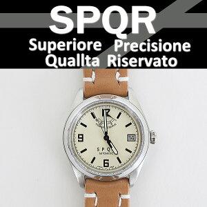 SPQR〔スポール〕POWERRESERVE腕時計