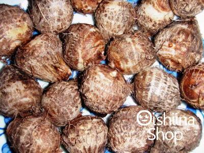 石川小芋〈イシカワコイモ〉別称:衣かつぎ〈キヌカツギ〉1Kg前後、25~50個前後