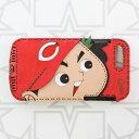 数量限定セール(30%OFF) 「OJAGA DESIGN」 オジャガデザイン 広島東洋カープ カープ坊や 横顔 iPhone8Plus/7Plus/6sPlus/6Plusケースの商品画像