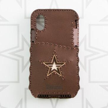横浜DeNAベイスターズ スターロゴ iPhone Xケース (Pocket Type)
