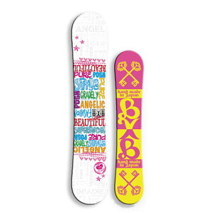 BxB スノーボード ESSENCE