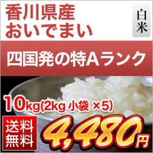 香川県産 おいでまい 10kg(2kg×5袋)【送料無料・27年度産】