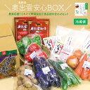 【奥出雲安心BOX】農家応援!とれたて野菜&加工食品詰め合わ...
