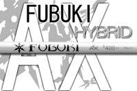 三菱レイヨンFubukiAXHybrid(ユーティリティ専用)
