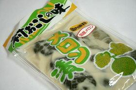 【からだに優しいおつけもの】おおすみファームメロン漬(粕)