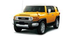 【新車】トヨタ FJクルーザー 4WD 5ドア オフロードパッケージ 5人 4000cc ガソリン 5FAT≪カ...