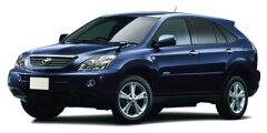 【新車】トヨタ ハリアーハイブリッド 4WD 5ドア Lパッケージ アルカンターラ プライムバージ...