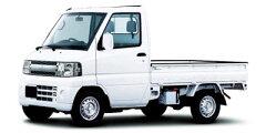 【新車】ミツビシ ミニキャブトラック 2WD 三方開 2ドア Vタイプ 2人 350kg 660cc ガソリン 3...