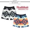 HealthKnit ヘルスニット スイミングパンツ 水着 半ズボン メンズ 海パン サーフ 海 人気 モノクロ モノトーン マルチカラー 総柄