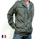 【SALE】 フランス軍 F2 ジャケット ユーズド 【中古】 ブルゾン アウター / エアフォース ミリタリー