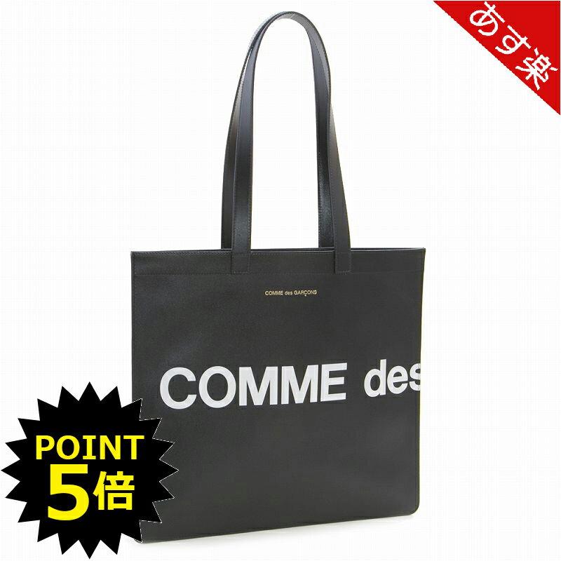 メンズバッグ, トートバッグ 5331 2020 HUGE LOGO TOTE BAG SA9001HL BLACK COMME des GARCONS