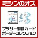 ブラザーミシン用 刺繍カード ボーダーコレクション ECD091 [BR180]