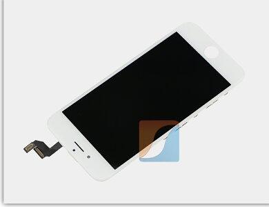iPhone66plusフロントパネルガラス高品質交換修理用パネルホワイトブラック4.7インチ5.5インチiPhone6s/iPhone6sPlus高品質液晶スクリーンフロントパネルカスタムパーツ交換用取り付け工具セット付修理パーツ【送料無料】